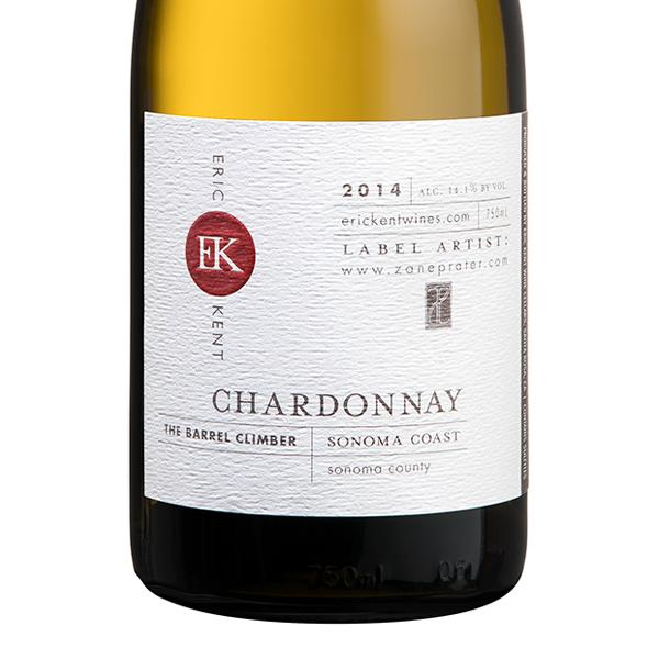 2014 The Barrel Climber Chardonnay