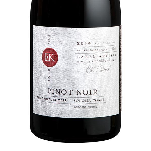 2014 The Barrel Climber Pinot Noir