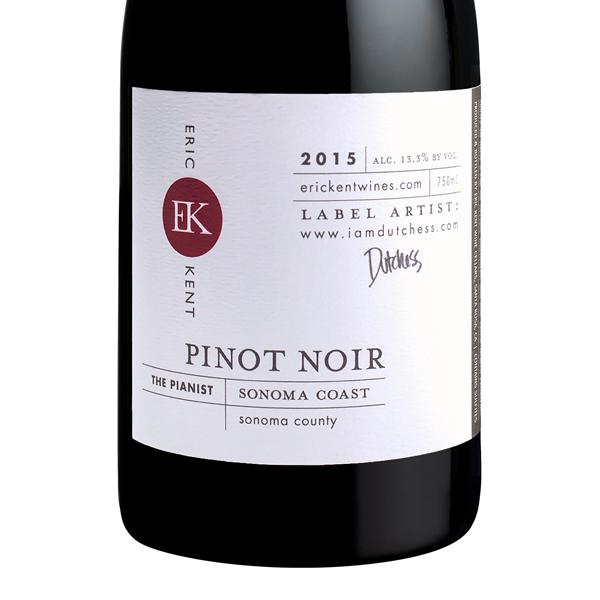2015 The Pianist Pinot Noir