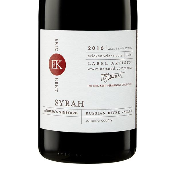 2016 Atoosa's Vineyard Syrah